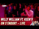 Willy William ft Keen'V On s'endort Live C'Cauet sur NRJ