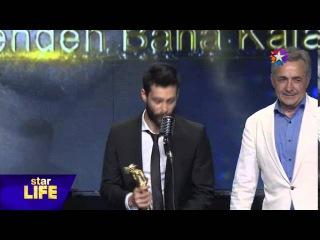 Ekin Koç Sadri Alışık Ödül Töreni starlife - 8 mayıs 2016