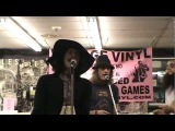 3) Oh Lord - Foxy Shazam live in St Louis, MO at Vintage Vinyl