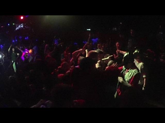 Siberian Meat Grinder - Пламя в Груди RED MUSIC PUB Киров 08.10.16