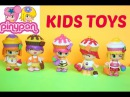 Pinypon Cupcake Cuties Playset Dolls Unboxing Toy Review