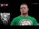 WWE 2K Recreation: WWE's Epic returns - Brock Lesnar Returns Attacks John Cena RAW 4/2/2012