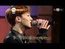EXO 첸 CHEN HUG 동방신기 곡 @130701 Mnet 비틀즈 코드