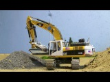 Diggers Cartoons - The Excavator - Construction Trucks Video for kids - Cartoons for children