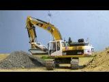 Diggers Cartoons - The Excavator - Construction Trucks Video for kids - Cartoons for children