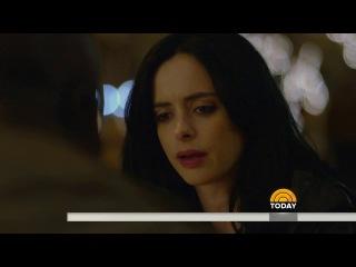 Krysten Ritter dishes on Season 2 of 'Jessica Jones' TODAY