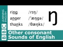 Say ring, anger and thanks. Other Consonants. Pronunciation Tips. [ŋ]