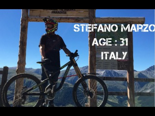 Stefano Marzolla   Become a Knight   Suzuki Nine Knights MTB 2016