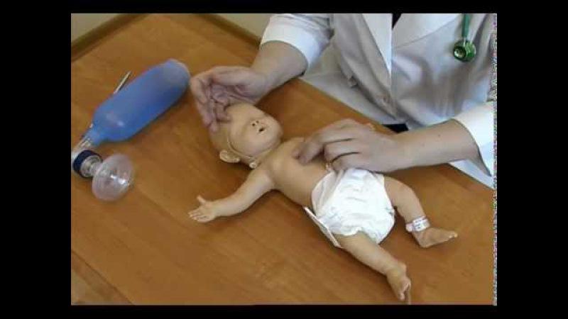 Первые часы и дни новорожденных, проф. Геппе Н.А. © First hours of newborn