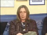 Би 2 Шура и Лёва в программе Синий Диван 6 10 2006