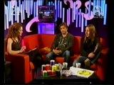 Би 2 Лёва и Шура в программе Zвездочат на телеканале Aone 25 03 2010