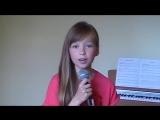 маленькая девочка классно поет,красивый голос,круто поет,шикарный голос,талант,c