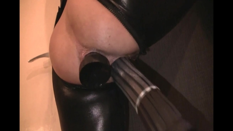 Double dildo machine fuck [фистинг, анал, fisting, extreme pussy insertion, gape, bdsm, anal]