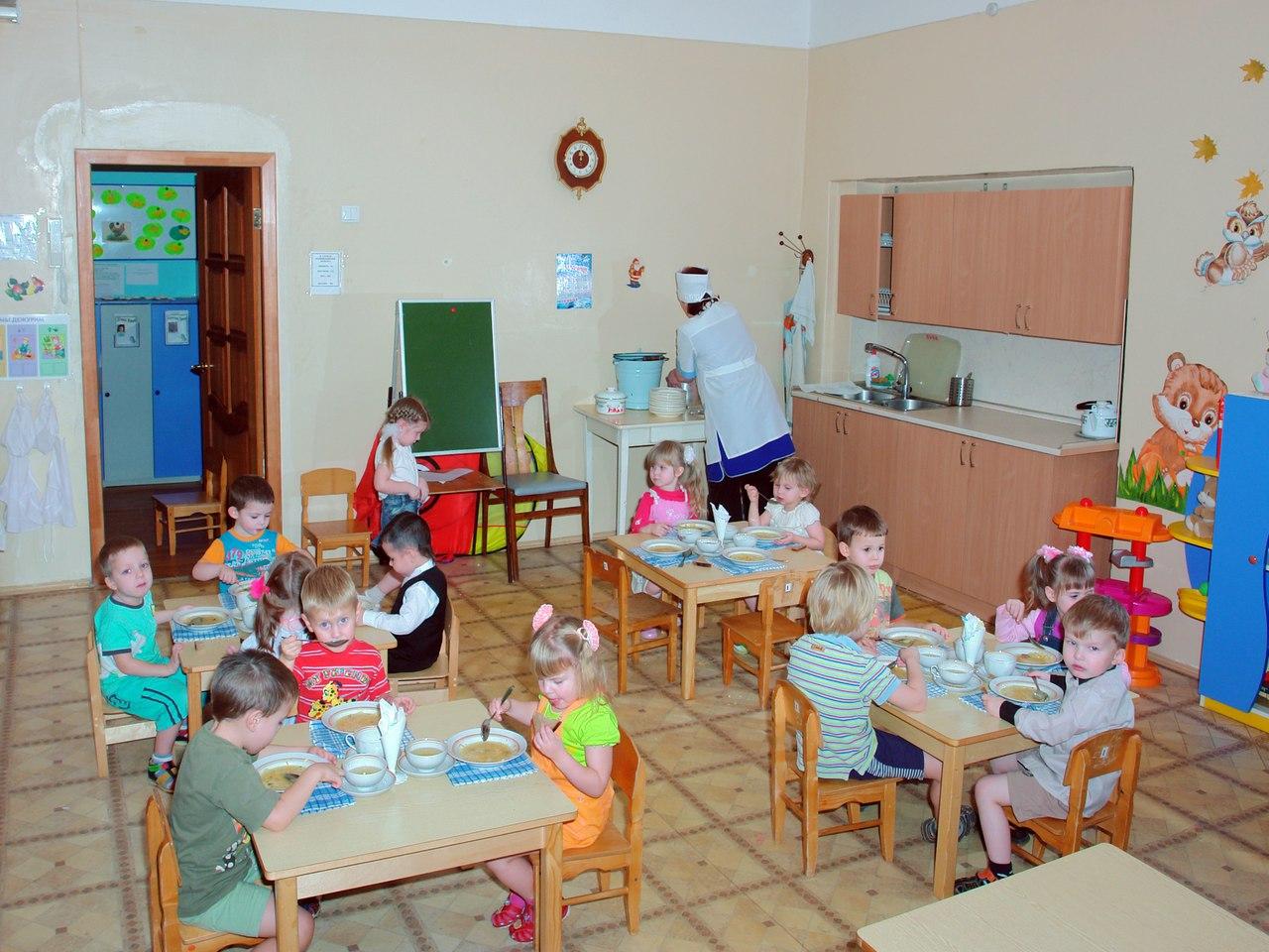 Интерьер детского сада №90