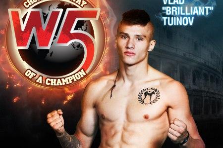 Владислав Туйнов потерпел второе поражение в профессиональной карьере