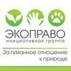 """Инициативная группа """"ЭкоПраво"""""""