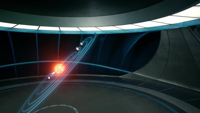 Космос Пространство и время/Cosmos: A Spacetime Odyssey (2014) Фрагмент (сезон 1, эпизод 3)