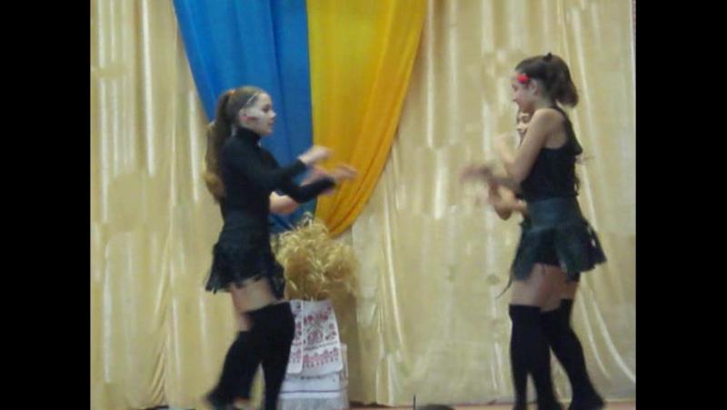 Дикие танцы Руслана Танцевальный коллектив Мартина