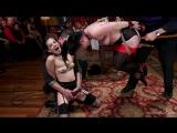 Aiden Starr, Veruca James (100 Orgasm Slave Girl Orgy) 2016 (Нетрадиционное порно, BDSM, Bondage, Hardcore, All Sex, Anal, секс)