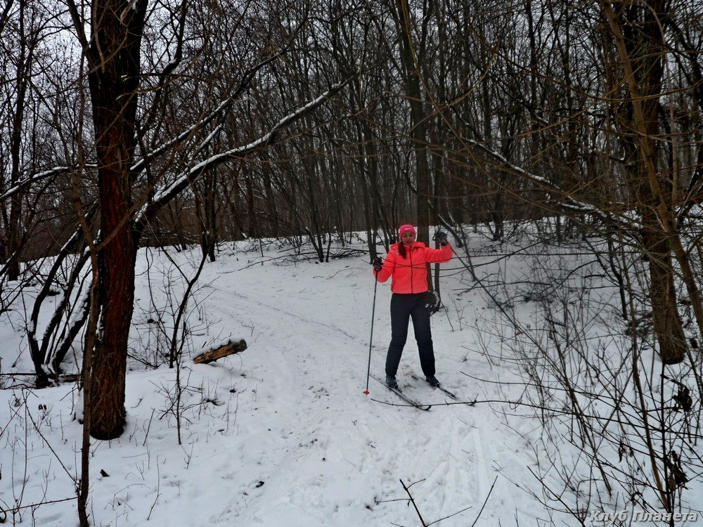 Лыжная прогулка 2 января!