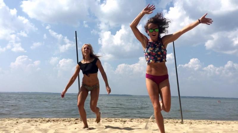 Pole dance camp 2016 Панева Шершова