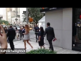 Blake Lively at the Cafe Society Premiere NYC