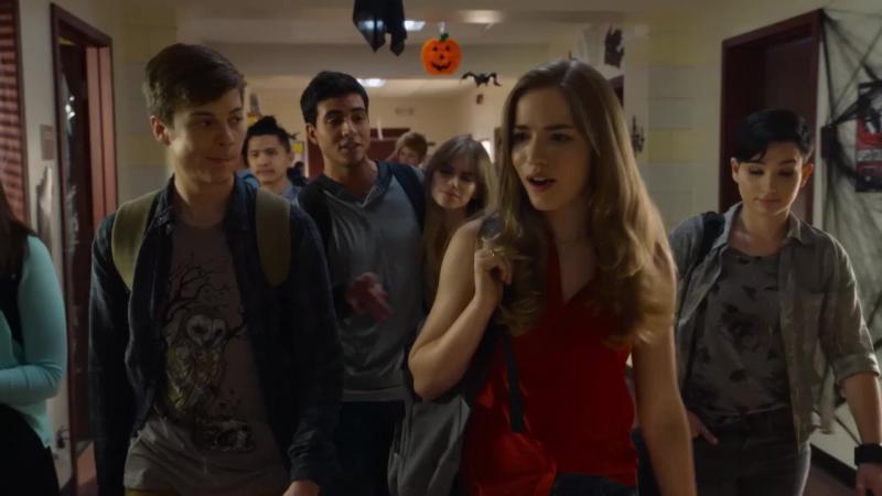 Крик / Scream / 2 Сезон / Хэллоуинский спецвыпуск - Трейлер1 Full-HD