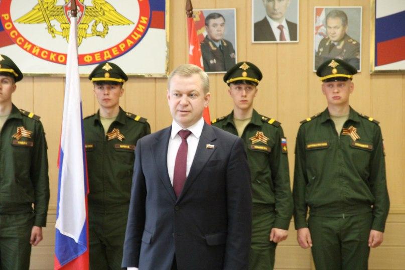 Председатель Совета депутатов С.Н.Дмитриев