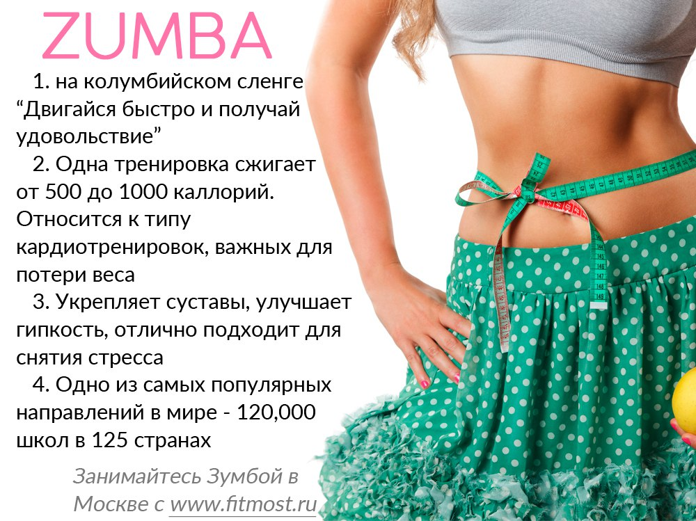 зумба zumba