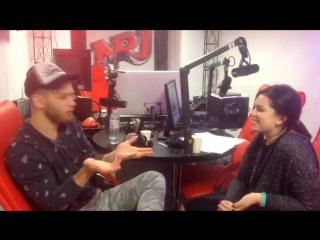 Інтерв'ю з ведучим радіо NRG