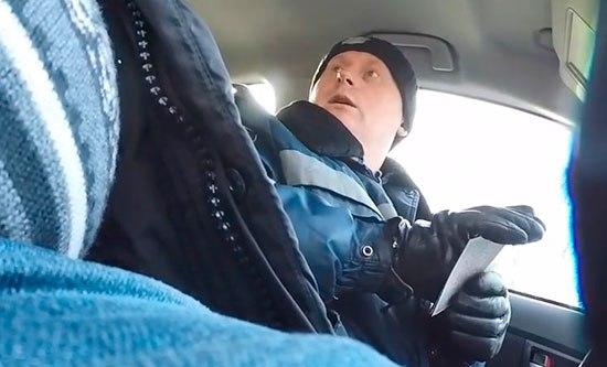 Колишній ДАІшник, спійманий на хабарі, дійсно працює у патрульній поліції, — Йосипів про скандальне відео