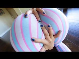 PornoStar  Alina Li Секси девушка упругая попка в лосинах стройные ножки в леггинсах sexy girl leggins ass hot 720p