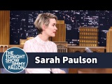 Sarah Paulson Dreamed Kerry Washington Won Her Emmy