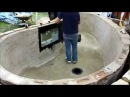 How to build a Koi Pond Part 4 2015