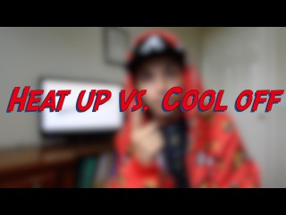 Heat up vs. Cool off - Daily Phrasal Verbs - Learn English online free video lessons