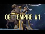 OG vs Empire Highlights Manila Major Group A UB Game 1 Dota 2