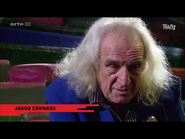 Jango Edwards on Tracks (Arte)