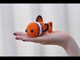 Amigurumi Nemo en Crochet, Tsum Tsum Bibi Crochet