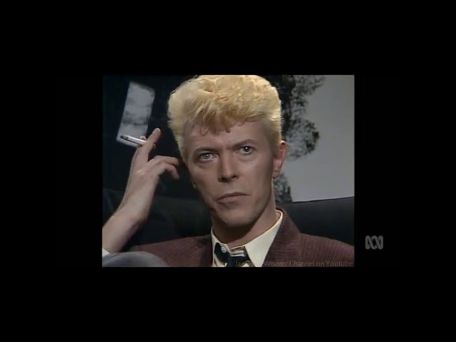 David Bowie '83 the Let's Dance Interview on Countdown w/ Molly Meldrum