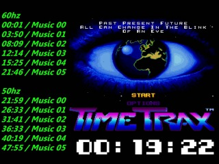 Genesis: Time Trax Soundtrack