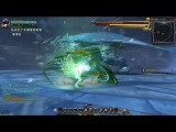 Dragon Nest - Sniper solo Ice Dragon Hardcore 4 mans - 19 minutes without mercenary