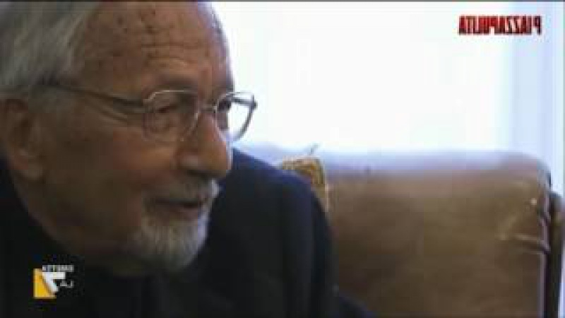 YTP ITA Licio Gelli ricorda commosso Fidel Castro (Diego Fusaro)