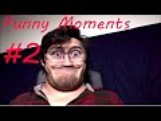 Funny Moments Of Markiplier, Jacksepticeye, PewDiePie And CinnamonToastKen   Part 2