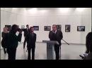 Убийства Российского Посла Андрея Карлова в Анкаре полное видео