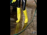 Girls in Rubber Boots 4 Special ZIVALCO SlideShow Alain Caron Rythm n' Jazz