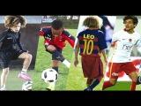 ТОП 5 вундеркиндов которые в будущем станут Легендами футбола