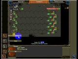 Некромант и несколько его способностей в Age of Heroes Online.