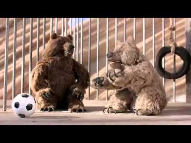 Robot Chicken Робоцып Два медведя
