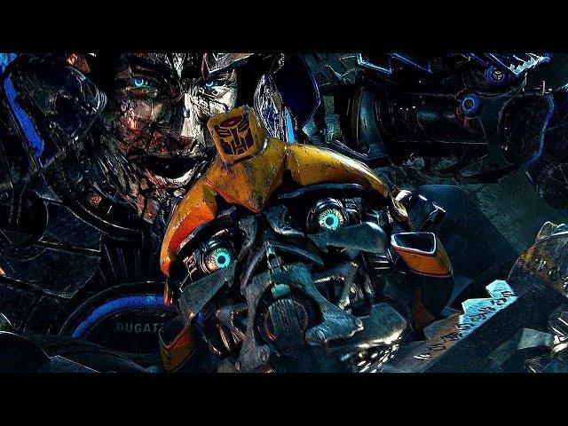 Оптимус Прайм возвращается к автоботам. Drift против Bumblebee. Трансформеры: Эпоха ист...