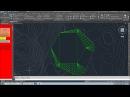 Плагин по проектирование котлованов и карьеров в AutoCAD Civil 3D 2016 Альтернативный подход